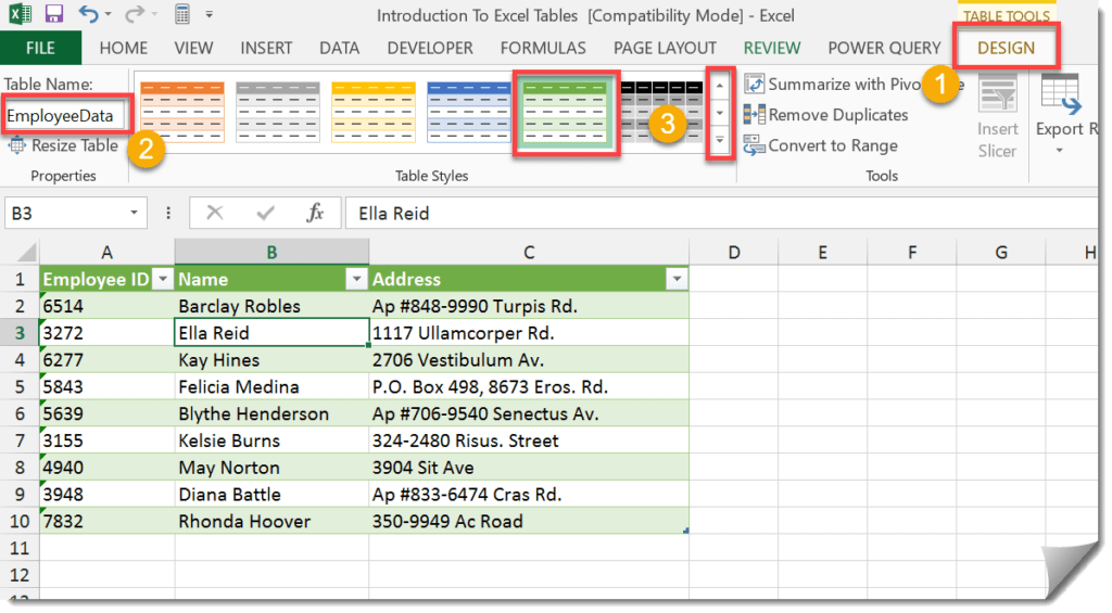 Step-002-Introduction-To-Excel-Tables-Naming-And-Styling-Your-Table-1024x565 Excel Tables