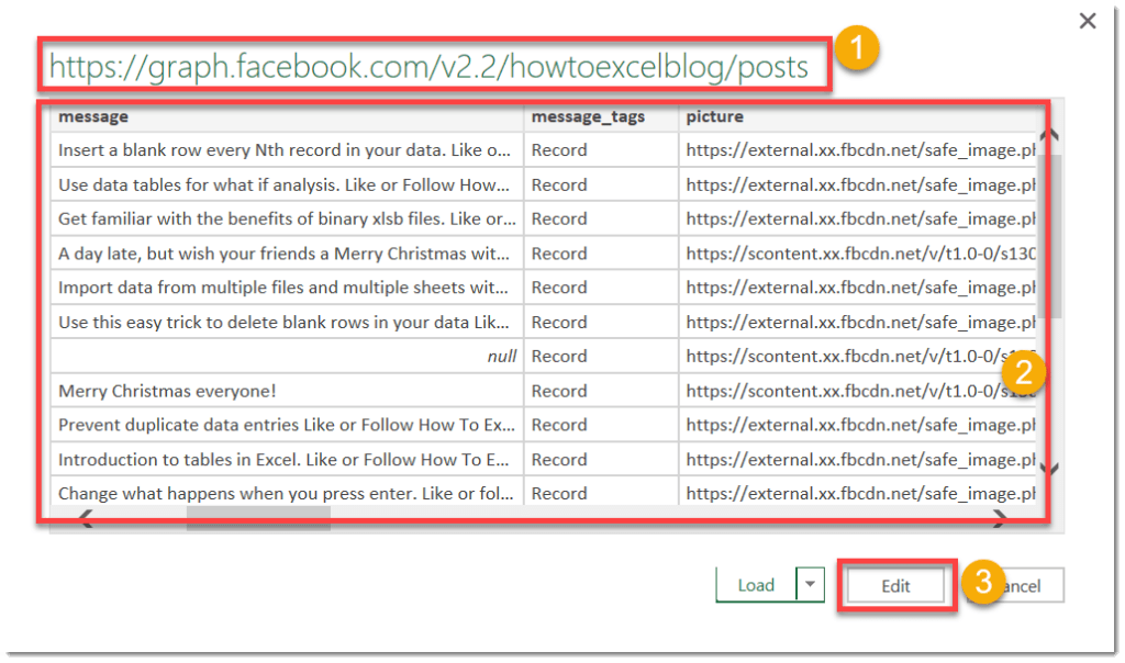Step-003-How-To-Import-All-Your-Facebook-Data-With-Power-Query-1024x604 How To Import All Your Facebook Data With Power Query