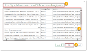 Step 003 - How To Import All Your Facebook Data With Power