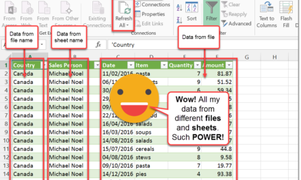How To Import Multiple Files With Multiple Sheets In Power Query