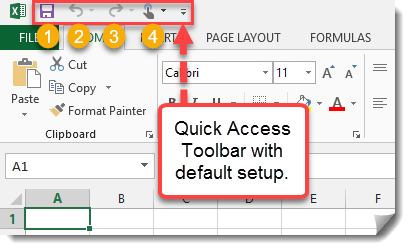 001-Quick-Access-Toolbar Quick Access Toolbar
