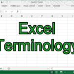 Excel-Terminology-150x150 Tutorials
