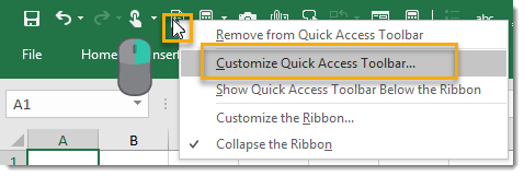 Hidden-Commands-You-Can-Add-to-Your-Quick-Access-Toolbar-Customize-Your-Quick-Access-Toolbar 14+ Hidden Commands You Can Add to Your Quick Access Toolbar
