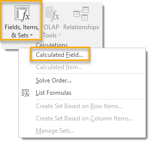 Add-a-Calculated-Field-to-a-Pivot-Table 101 Advanced Pivot Table Tips And Tricks You Need To Know