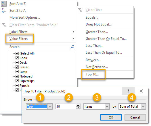 How-to-Filter-Top-or-Bottom-N-in-a-Pivot-Table 101 Advanced Pivot Table Tips And Tricks You Need To Know