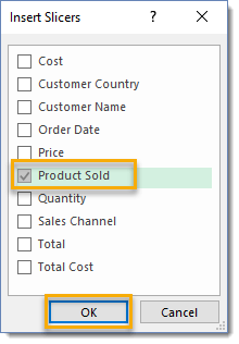 Insert-Slicers-Select-Fields 101 Advanced Pivot Table Tips And Tricks You Need To Know