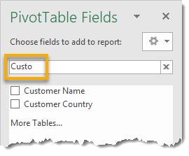 PivotTable-Fields-Search-Box 101 Advanced Pivot Table Tips And Tricks You Need To Know