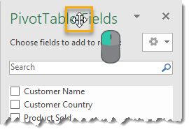 Undock-the-PivotTable-Field-window 101 Advanced Pivot Table Tips And Tricks You Need To Know