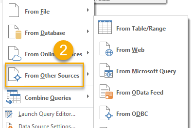 How To Query A Query In Power Query