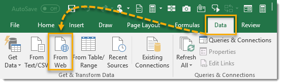 How-To-Extract-Data-From-Multiple-Webpages-Create-a-From-Web-Query How To Extract Data From Multiple Webpages With Power Query