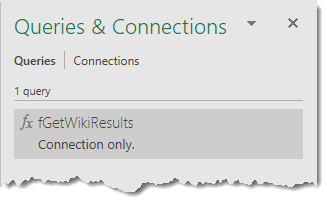 How-To-Extract-Data-From-Multiple-Webpages-fGetWikiResults-Queries-and-Connections How To Extract Data From Multiple Webpages With Power Query