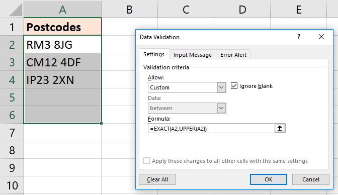 11-Awesome-Examples-of-Data-Validation-uppercase 11 Awesome Examples of Data Validation