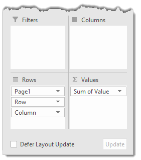 How To Combine And Unpivot With The Pivot Table Wizard | How To Excel