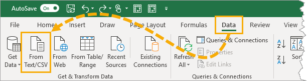 Import-File-From-Text-CSV-Query Adding Metadata to a Report with Power Query