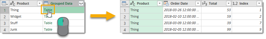 Navigate-to-Table-Object 25 Amazing Power Query Tips and Tricks