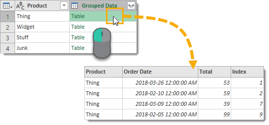 Preview-Table-Object 25 Amazing Power Query Tips and Tricks