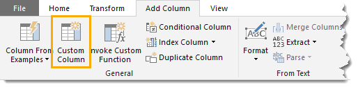 Add-a-Custom-Column-for-the-Running-Total 7 Ways to Add Running Totals in Excel
