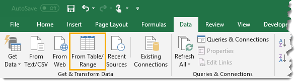 Get-Data-From-Table-Range 7 Ways to Add Running Totals in Excel