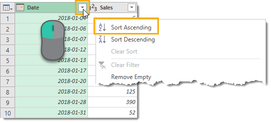 Sort-by-Date 7 Ways to Add Running Totals in Excel