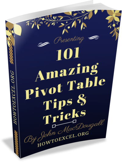 101-Pivot-Tips-400x600 The Ultimate Guide to Data Analysis with Pivot Tables