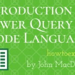 Introduction To Power Query M Code