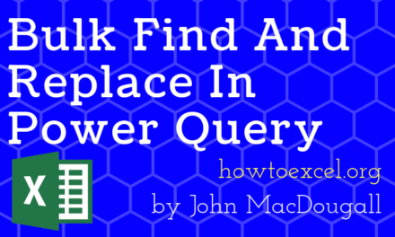 The Complete Guide to Power Query | How To Excel