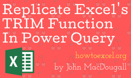 25 Amazing Power Query Tips and Tricks | How To Excel