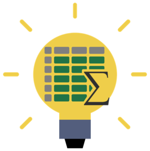Lightbulb-Spreadsheet-Logo-Icon-Filled-297x300 Lightbulb Spreadsheet Logo Icon Filled