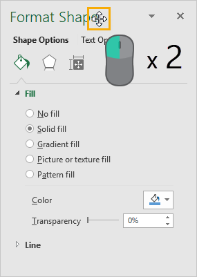 Double-Click-to-Dock-Menus 37 Awesome Excel Mouse Tips & Tricks You Should Know