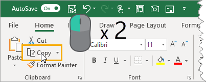 Double-Click-to-Open-the-Clipboard 37 Awesome Excel Mouse Tips & Tricks You Should Know