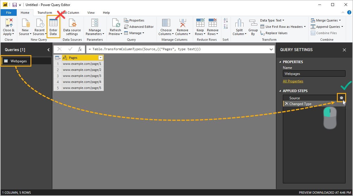 Add-Or-Edit-Data Copy And Paste Data From Excel Into Power BI