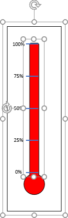 Group-Template-and-Linked-Picture Create A Thermometer Visual To Display Actual Versus Target