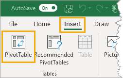 Insert-Pivot-Table 5 Ways To Change Text Case In Excel