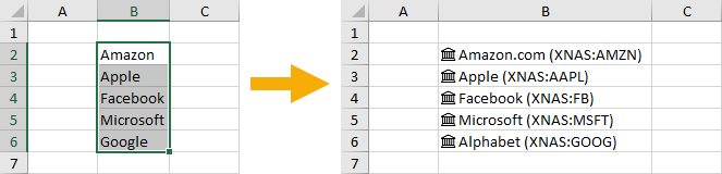 Convert-to-Stock-Data-Type The Complete Guide to Rich Data Types in Excel