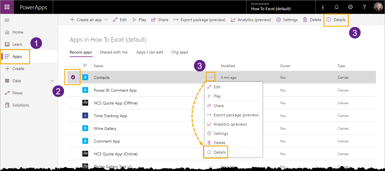App-Details The Complete Guide To Microsoft PowerApps