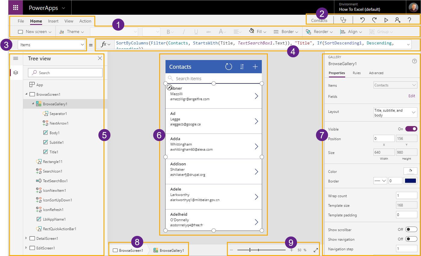 PowerApps-Builder-UI The Complete Guide To Microsoft PowerApps