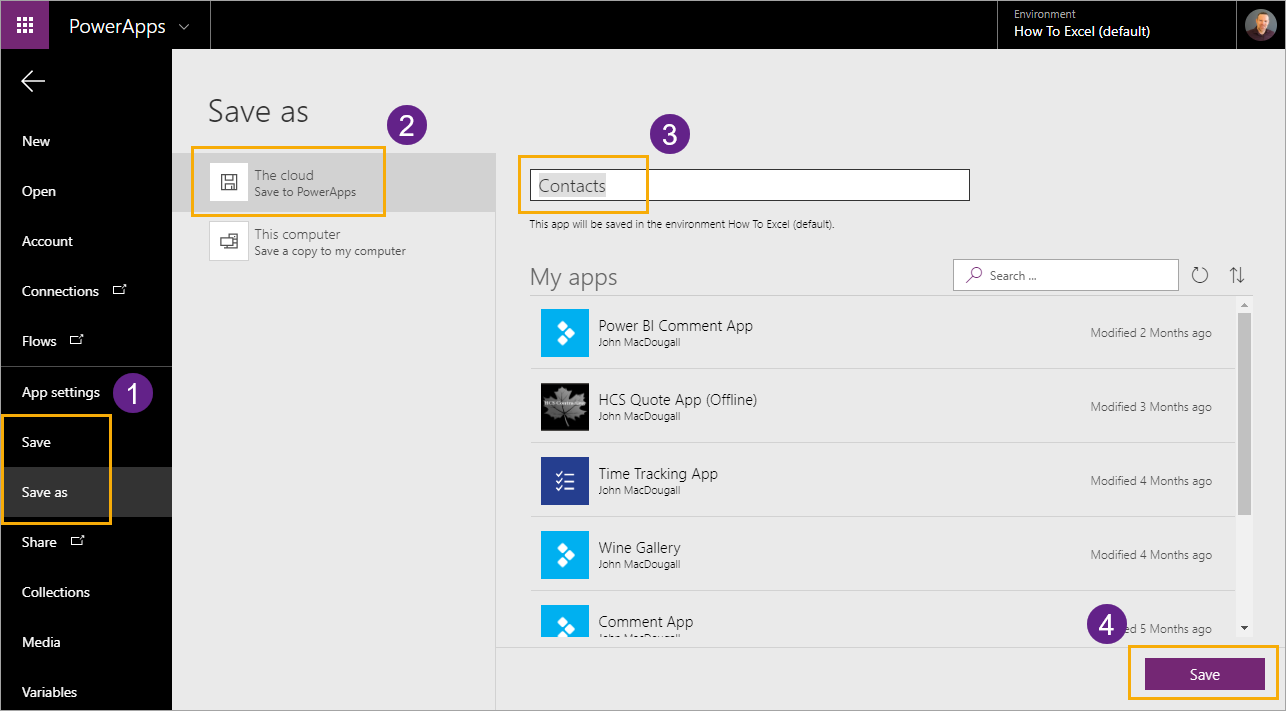 Save-PowerApps The Complete Guide To Microsoft PowerApps