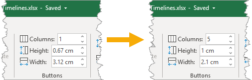 Customize-Slicer-Buttons The Complete Guide To Slicers And Timelines In Microsoft Excel