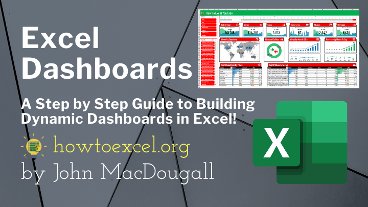 Excel-Dashboard-Course Courses