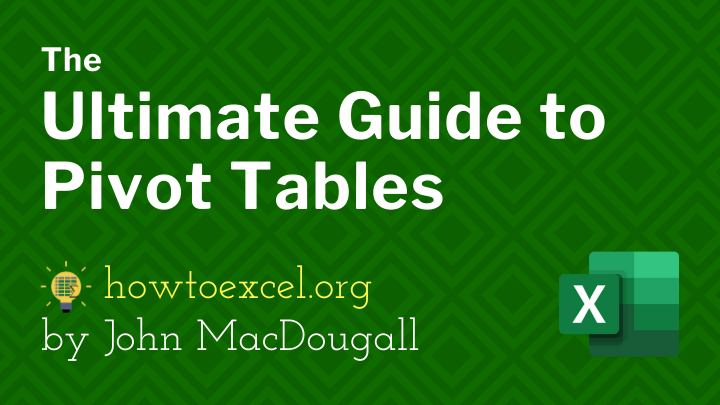 Ultimate-Guide-to-Pivot-Tables Courses